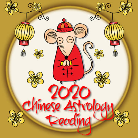 2020 Chinese Astrology Reading
