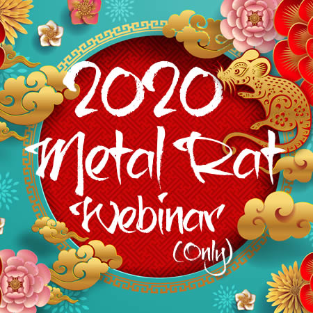 2020 Metal Rat Webinar only